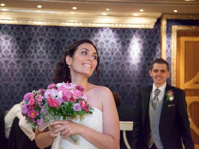 La boda de Esteban y Isabel en Albal, Valencia 29