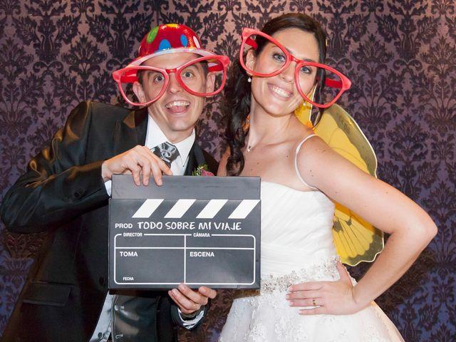 La boda de Esteban y Isabel en Albal, Valencia 31
