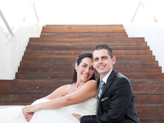 La boda de Esteban y Isabel en Albal, Valencia 32