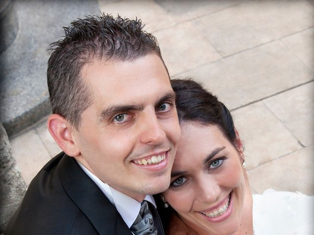 La boda de Esteban y Isabel en Albal, Valencia 33