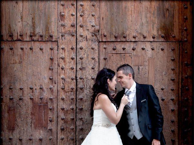 La boda de Esteban y Isabel en Albal, Valencia 34
