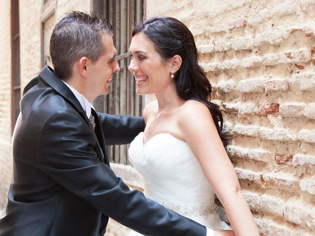 La boda de Esteban y Isabel en Albal, Valencia 35