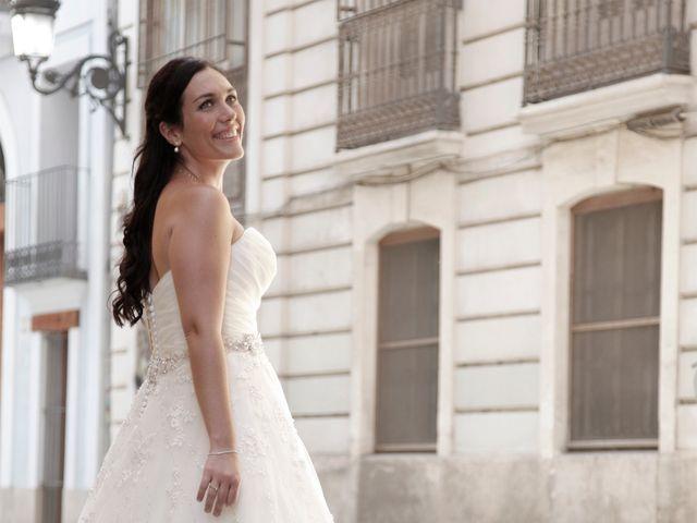 La boda de Esteban y Isabel en Albal, Valencia 36