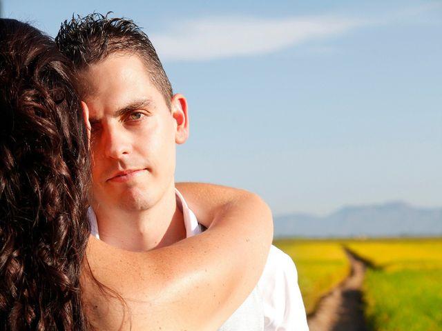 La boda de Esteban y Isabel en Albal, Valencia 38