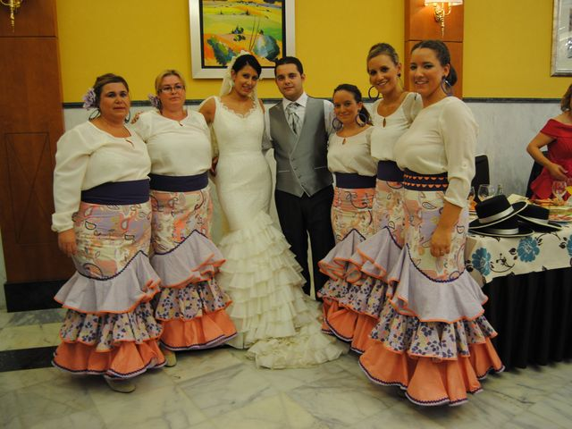 La boda de María Belén y Pedro en Santa Marta De Los Barros, Badajoz 1