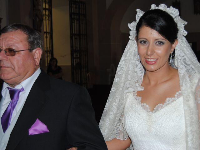 La boda de María Belén y Pedro en Santa Marta De Los Barros, Badajoz 4