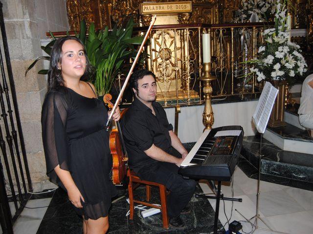 La boda de María Belén y Pedro en Santa Marta De Los Barros, Badajoz 7
