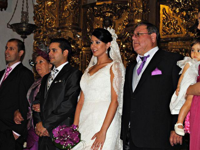 La boda de María Belén y Pedro en Santa Marta De Los Barros, Badajoz 8