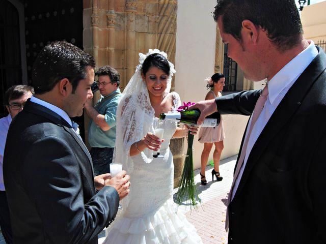 La boda de María Belén y Pedro en Santa Marta De Los Barros, Badajoz 2