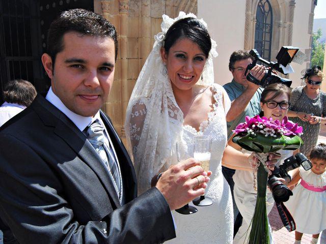 La boda de María Belén y Pedro en Santa Marta De Los Barros, Badajoz 11