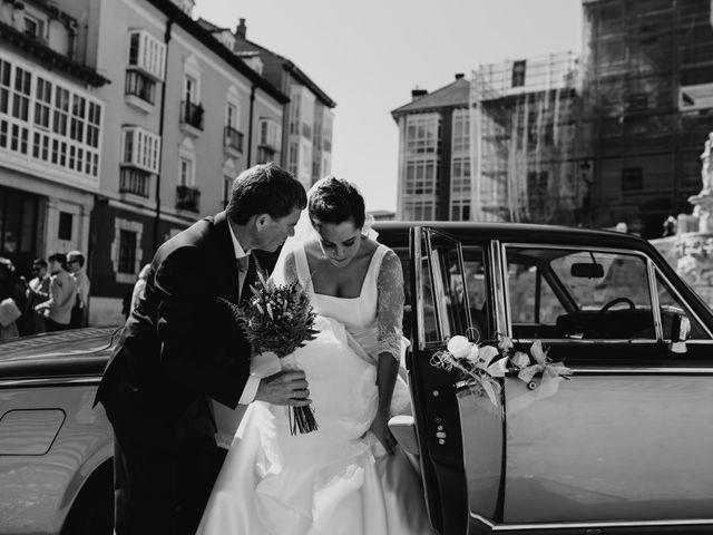 La boda de Neil y Raquel en Burgos, Burgos 18