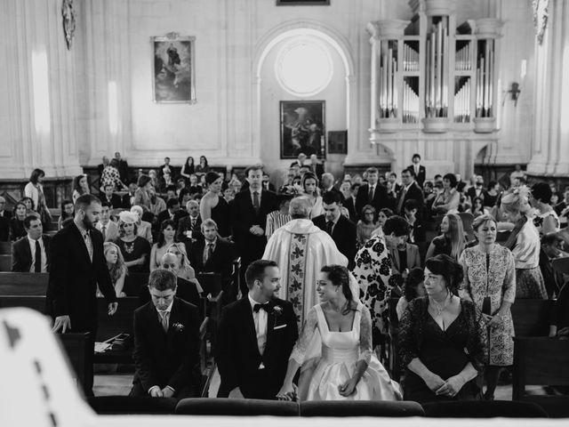 La boda de Neil y Raquel en Burgos, Burgos 23