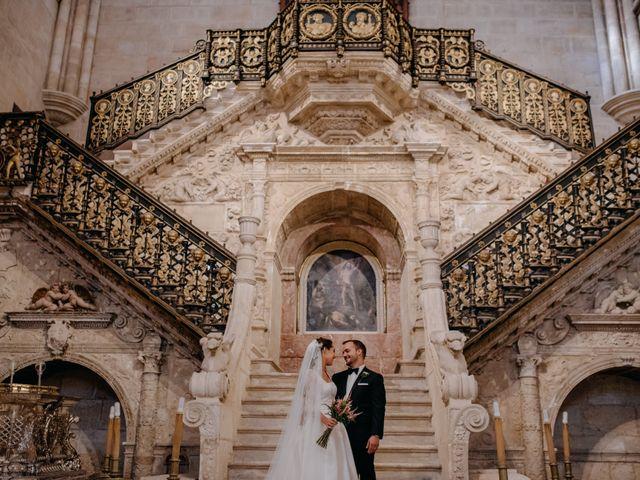 La boda de Neil y Raquel en Burgos, Burgos 24