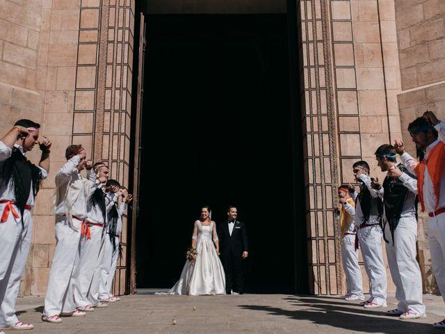 La boda de Neil y Raquel en Burgos, Burgos 26