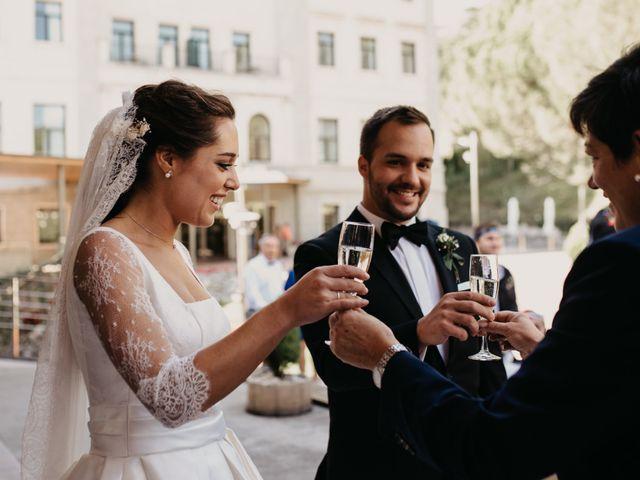 La boda de Neil y Raquel en Burgos, Burgos 32