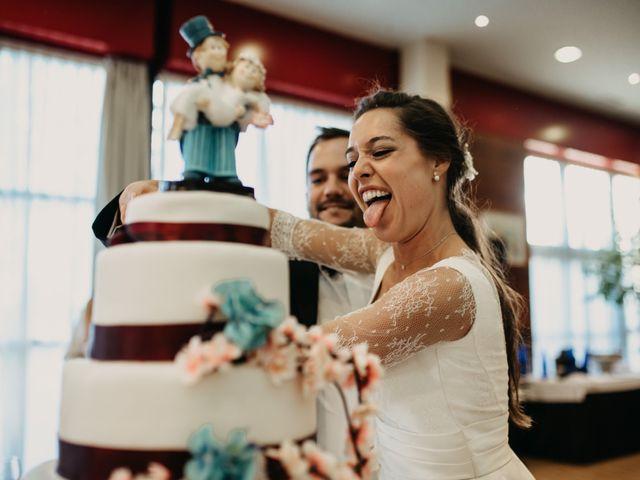 La boda de Neil y Raquel en Burgos, Burgos 44