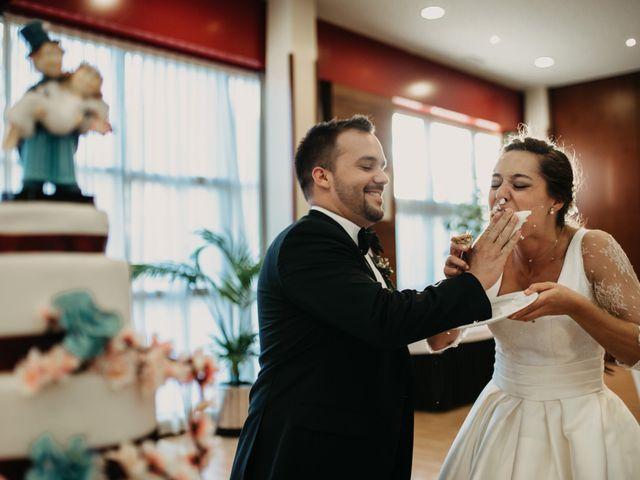 La boda de Neil y Raquel en Burgos, Burgos 2