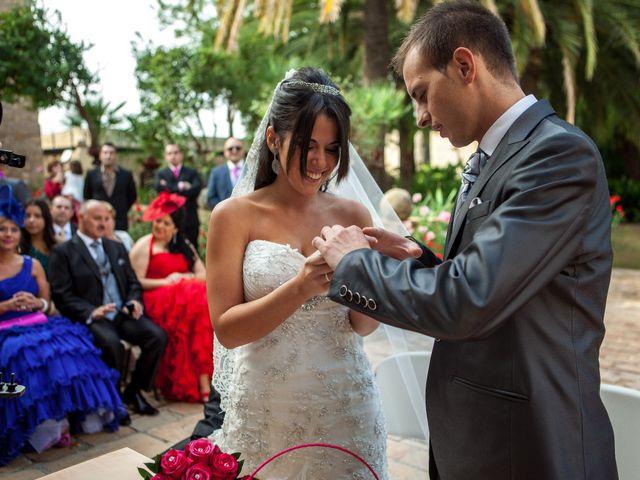 La boda de Rafa y Betsaida en Huetor Vega, Granada 10