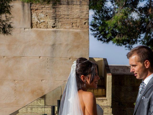 La boda de Rafa y Betsaida en Huetor Vega, Granada 5