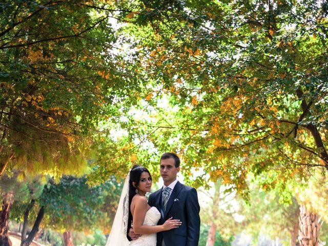 La boda de Rafa y Betsaida en Huetor Vega, Granada 9