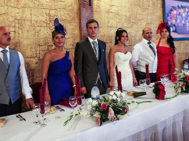 La boda de Rafa y Betsaida en Huetor Vega, Granada 12