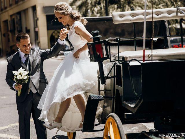 La boda de German y Patricia en Valencia, Valencia 12
