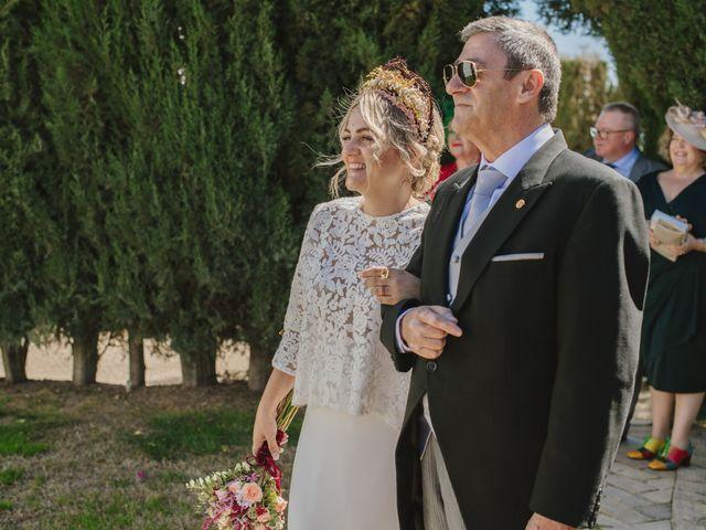La boda de Jose María y Gema en Arcos De La Frontera, Cádiz 33