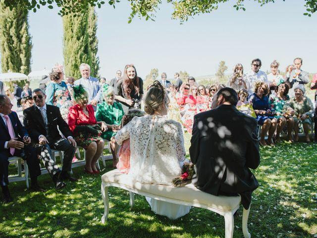 La boda de Jose María y Gema en Arcos De La Frontera, Cádiz 36