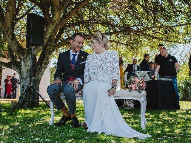 La boda de Jose María y Gema en Arcos De La Frontera, Cádiz 37