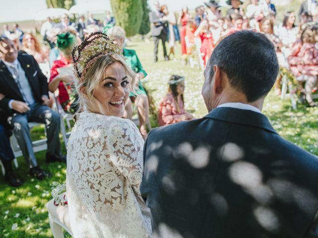 La boda de Jose María y Gema en Arcos De La Frontera, Cádiz 38