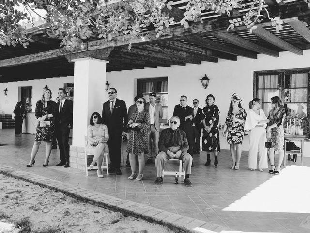 La boda de Jose María y Gema en Arcos De La Frontera, Cádiz 40