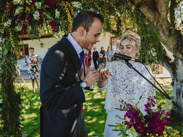 La boda de Jose María y Gema en Arcos De La Frontera, Cádiz 42