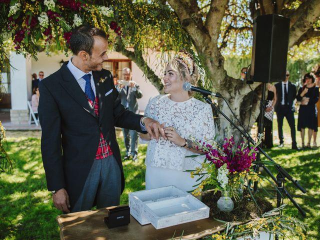 La boda de Jose María y Gema en Arcos De La Frontera, Cádiz 43