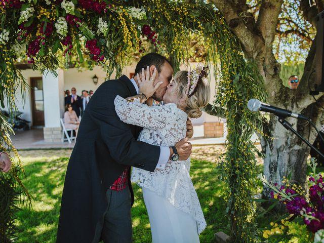 La boda de Jose María y Gema en Arcos De La Frontera, Cádiz 44