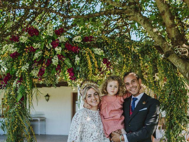 La boda de Jose María y Gema en Arcos De La Frontera, Cádiz 46