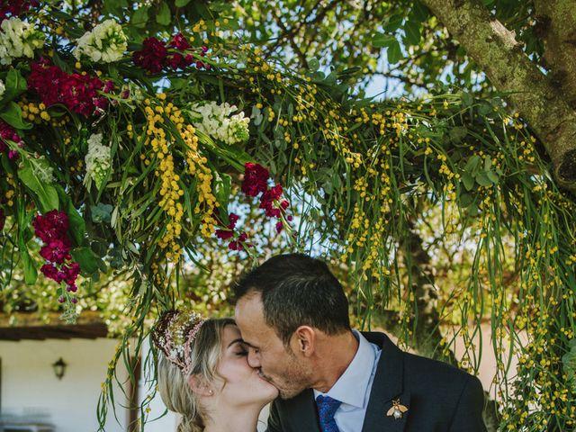 La boda de Jose María y Gema en Arcos De La Frontera, Cádiz 48