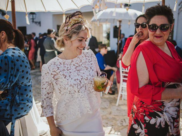 La boda de Jose María y Gema en Arcos De La Frontera, Cádiz 52