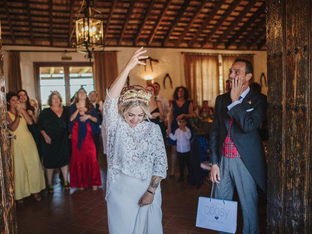 La boda de Jose María y Gema en Arcos De La Frontera, Cádiz 57