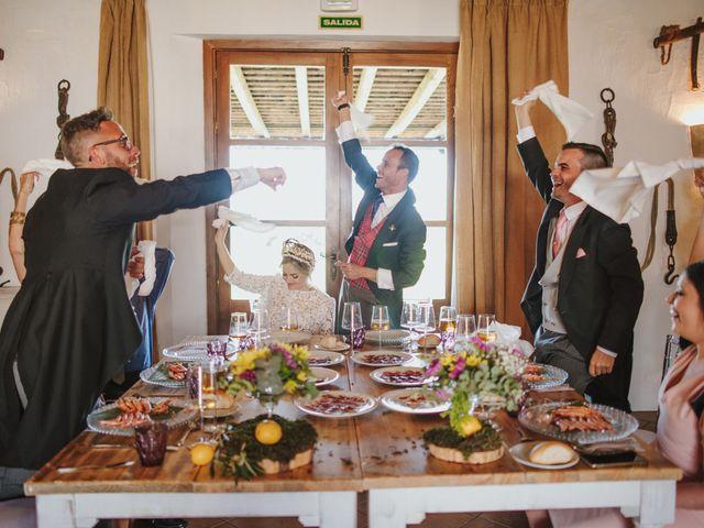 La boda de Jose María y Gema en Arcos De La Frontera, Cádiz 59