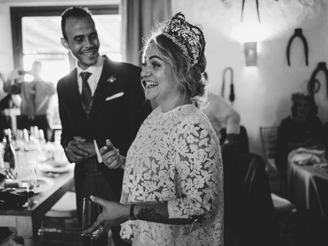 La boda de Jose María y Gema en Arcos De La Frontera, Cádiz 62