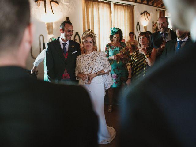 La boda de Jose María y Gema en Arcos De La Frontera, Cádiz 63