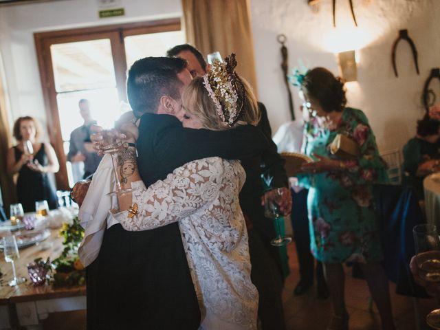 La boda de Jose María y Gema en Arcos De La Frontera, Cádiz 64
