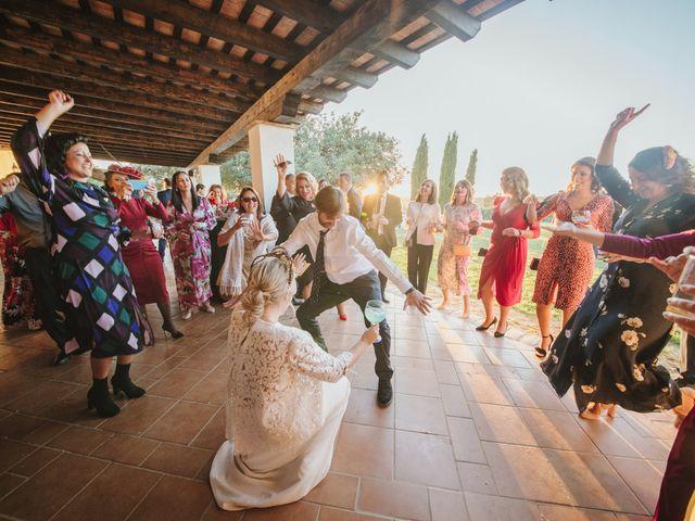 La boda de Jose María y Gema en Arcos De La Frontera, Cádiz 70