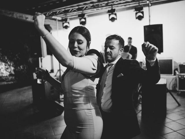 La boda de Jose María y Gema en Arcos De La Frontera, Cádiz 71