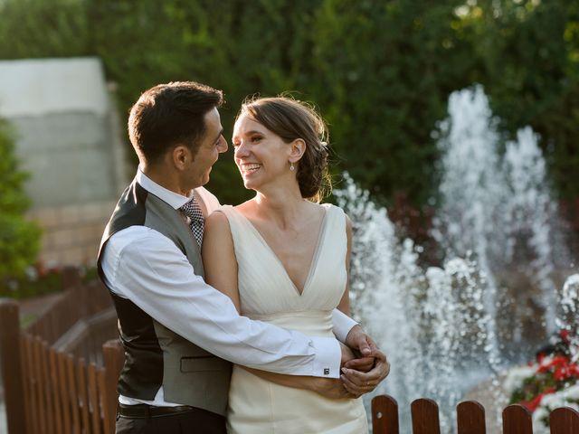 La boda de Fátima y Antonio