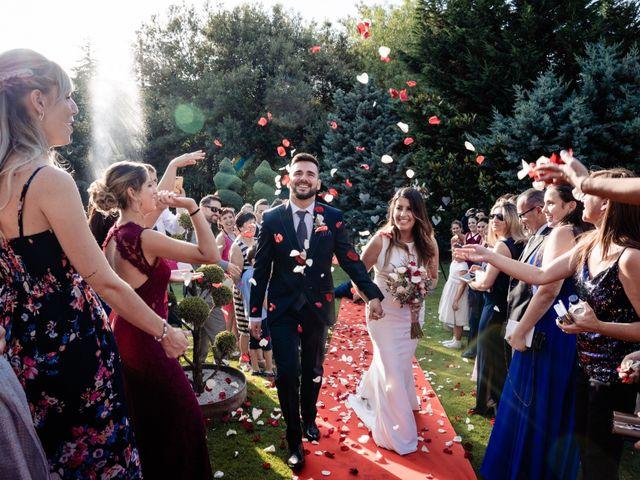 La boda de Laia y Javi en Sant Fost De Campsentelles, Barcelona 2