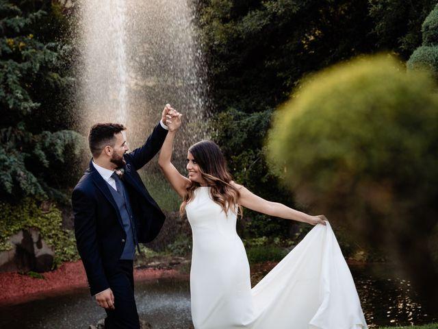 La boda de Laia y Javi en Sant Fost De Campsentelles, Barcelona 4