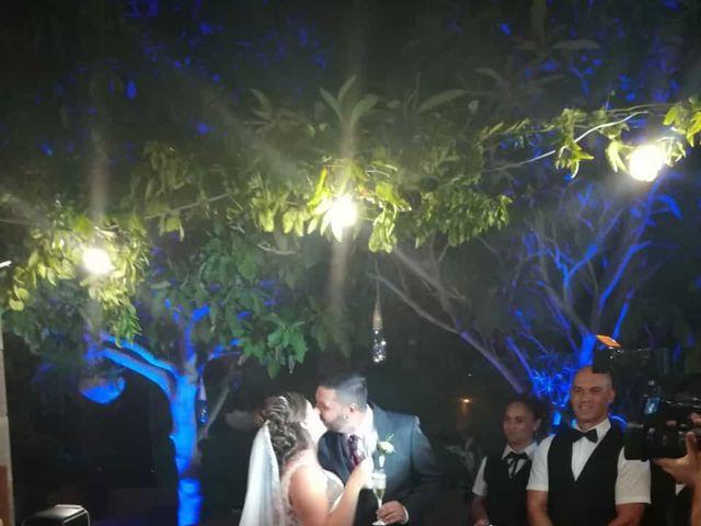 La boda de Alejandro y Gladys en Firgas, Las Palmas 2