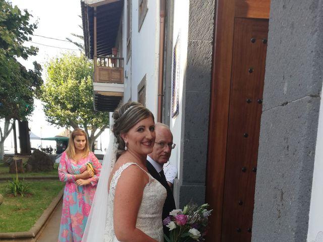 La boda de Alejandro y Gladys en Firgas, Las Palmas 3