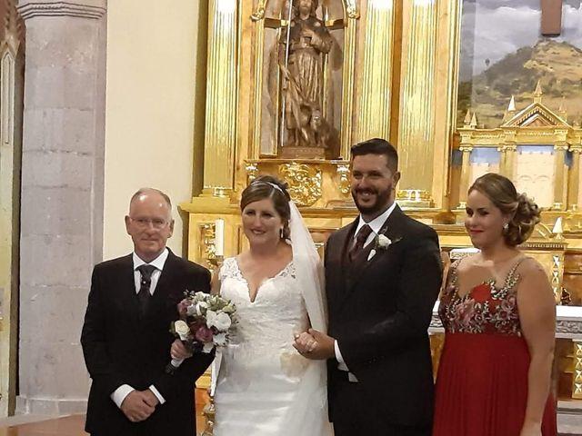 La boda de Alejandro y Gladys en Firgas, Las Palmas 5